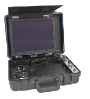 UWS-3310, Complete Portable Color Video System with LED Light
